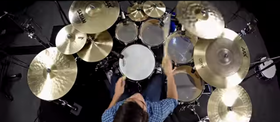 Avenged Sevenfold Critical Acclaim - Drum Cover by Cobus