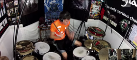 Miley Cyrus Wrecking Ball - Drum Cover by COOP3RDRUMM3R