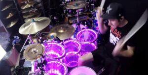 COOP3RDRUMM3R Aerosmith Dream On Drum Cover