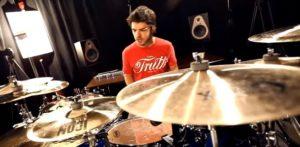 Cobus Skrillex Equinox Drum Cover