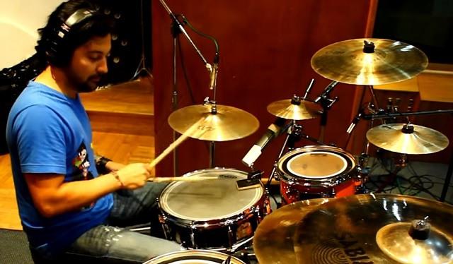 Stevie Wonder - Superstition | Drum Cover by Yigo Díaz