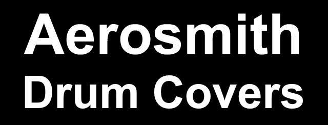 Aerosmith drum covers