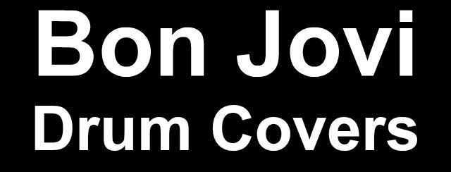 Bon Jovi drum covers