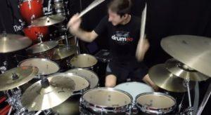 COOP3RDRUMM3R Green Day Bang Bang Drum Cover