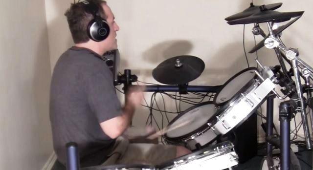 JohnRespectsU Drum Covers