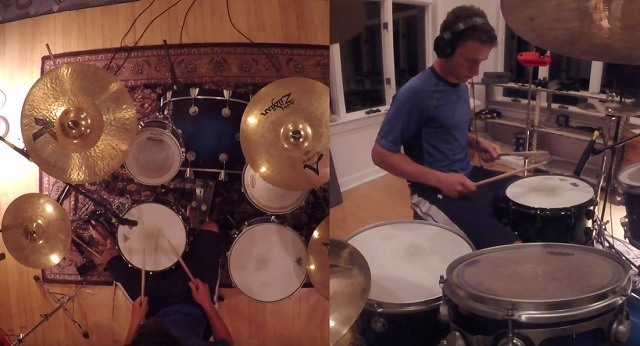 Palmer Krehel Drum Covers