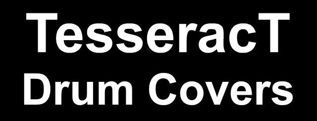 TesseracT drum covers