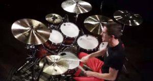 COOP3RDRUMM3R Foo Fighters My Hero Drum Cover